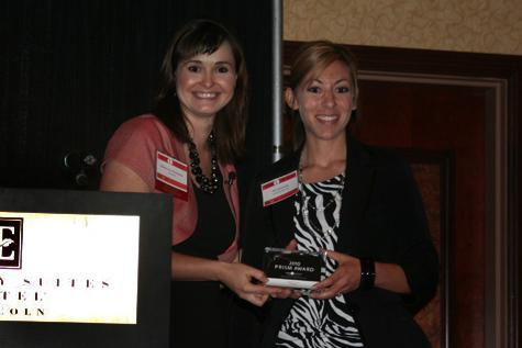 Leadership resources Ali Schwanke Marketer of the Year