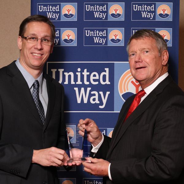 Leadership Resources United Way Award