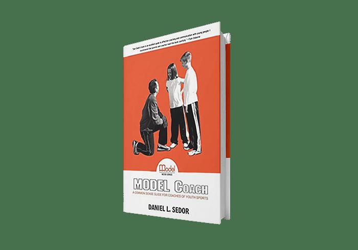 Model Coach business coaching book by Leadership Resources' Dan Sedor